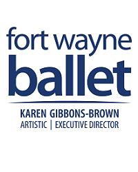 poster for Fort Wayne Ballet Donation