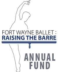 poster for 2021-2022 Raise the Barre Fund